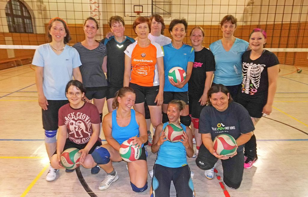 Team Volleyball Damen II